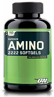 Superior Amino 2222 Softgels (150капс)