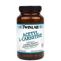 Acetyl-L-Carnitine (120капс)