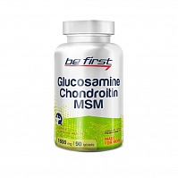 Glucosamine + Chondroitin + MSM Tablets (90таб.)
